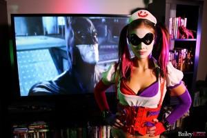 Bailey Knox Harley Quinn Cosplay