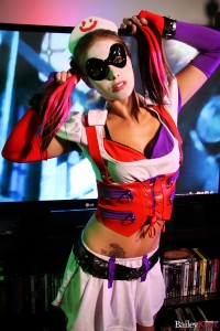 Bailey Knox Harley Quinn Cosplay